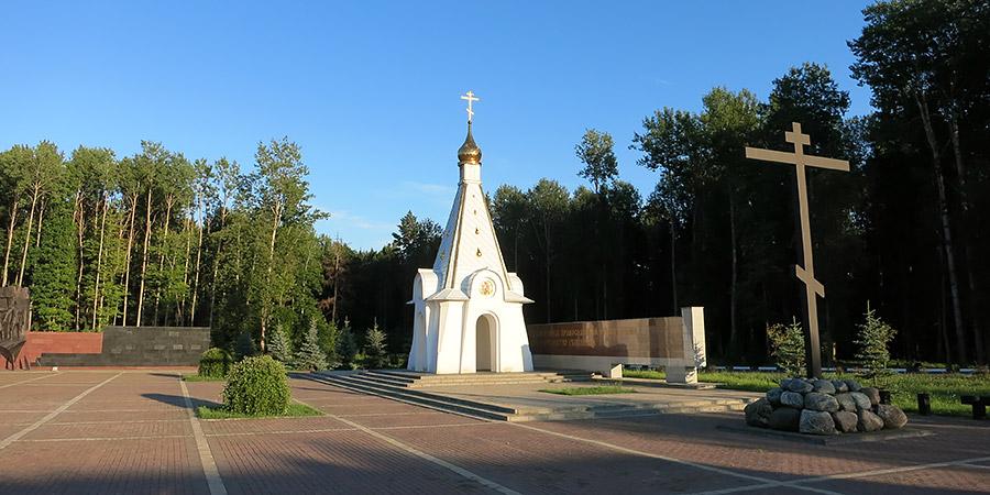 Хацунь православная часовня