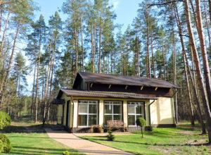 База отдыха Зеленый Бор Брянск