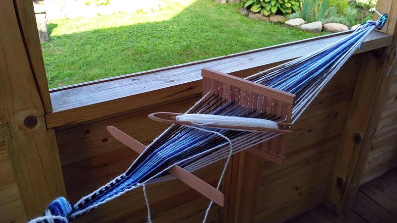 Ручной ткацкий станок бердо