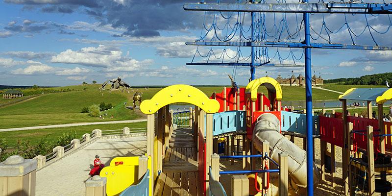 Семейный парк Кудыкина гора