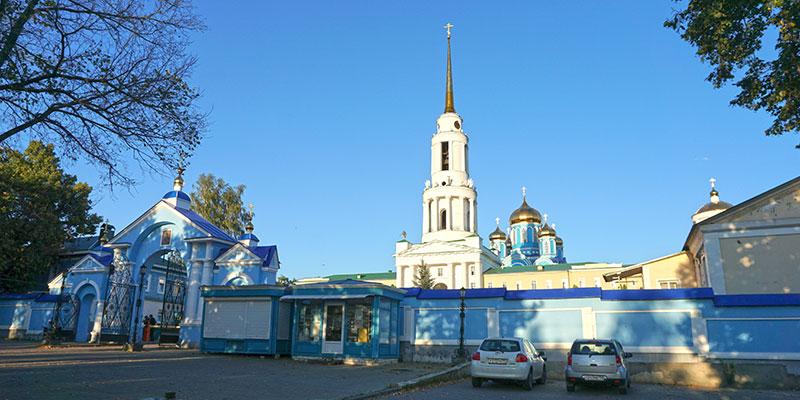 Владимирский собор Задонского монастыря