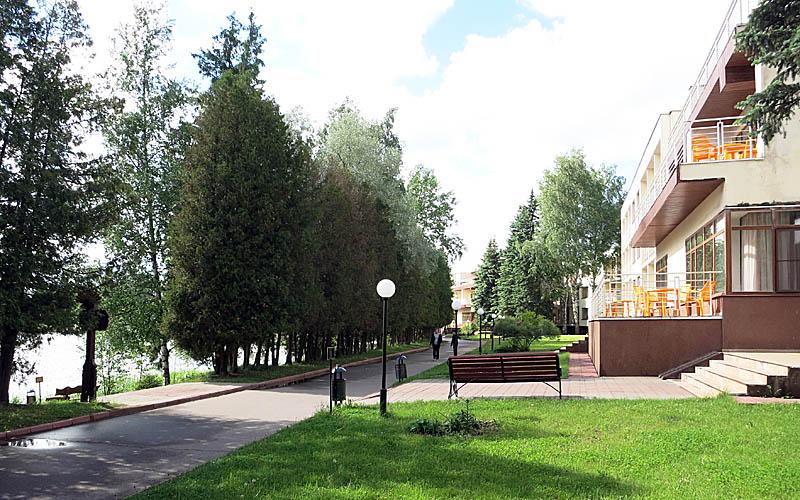 Парк отель Яхонты Ногинск
