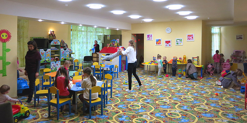 Детская комната в Яхонтах