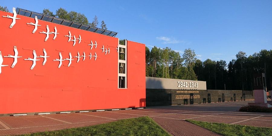 Музей мемориального комплекса в Хацуни