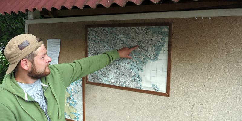 Залив Кочерга Муролахти Иятьярви Иятьярвенлахти на карте