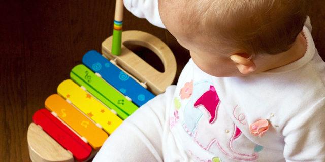 Развивающие игры и игрушки для детей - 1 год и 1 месяц