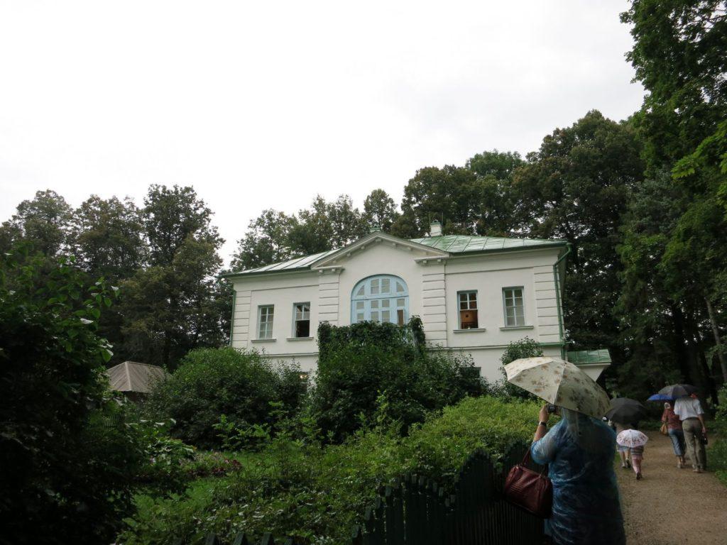 Флигель Кузминских