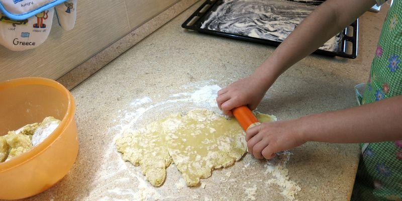 Тесто для лепки