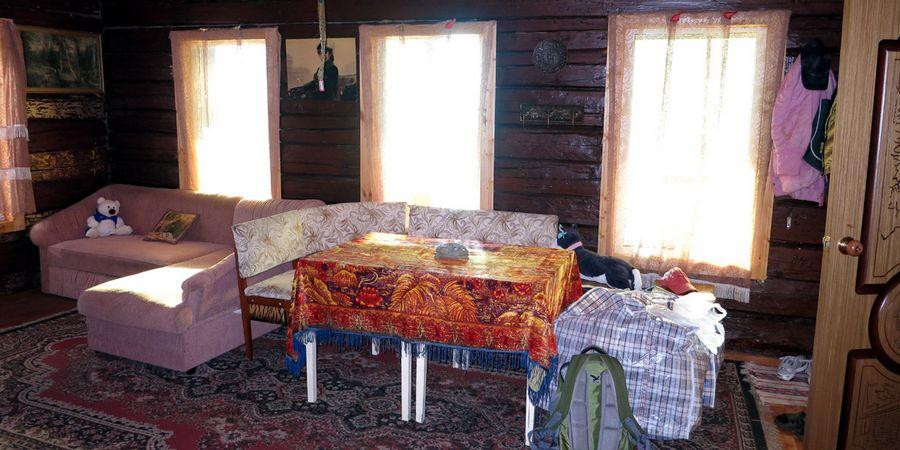 Интерьер гостевого дома 2