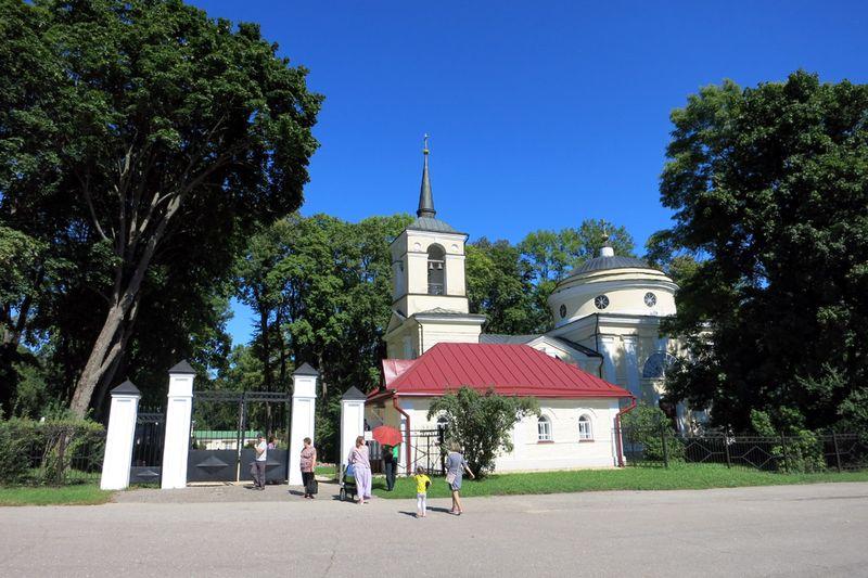 Поездка с детьми в Спасское-Лутовиново
