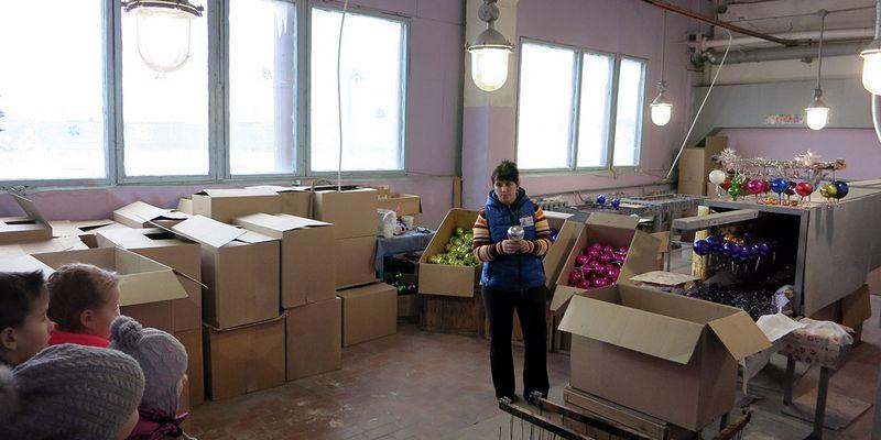 Карачев завод игрушек цех покраски