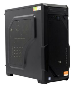 Недорогой игровой компьютер для школьника