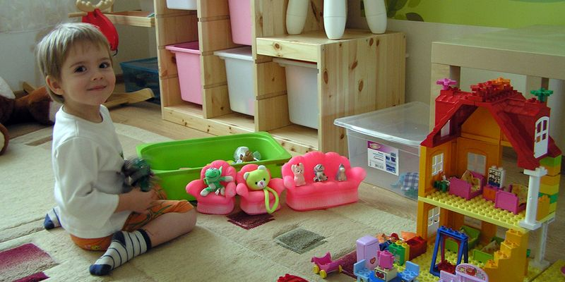 Cоциальная адаптация детей