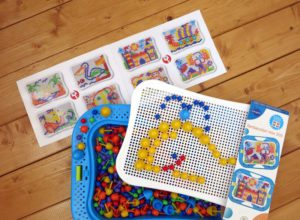 Мозаика Fantacolor Mix 300 от магазина Imaginarium