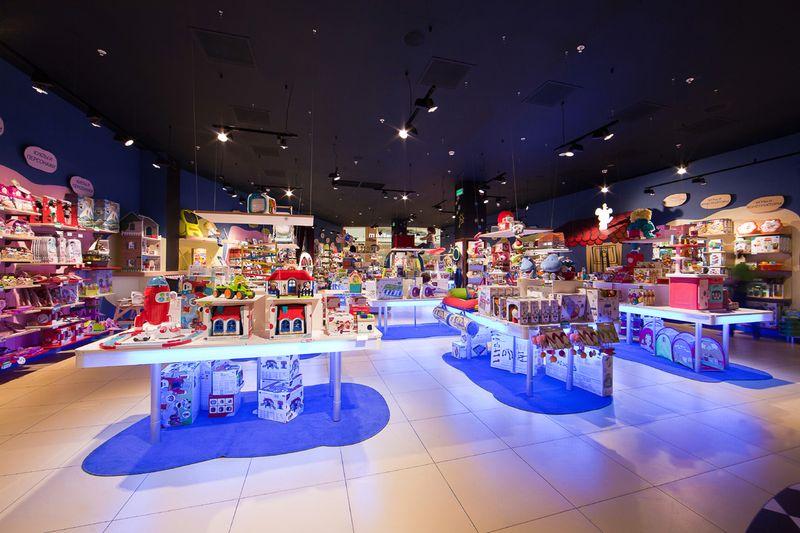 Потрясающие игрушки в Imaginarium