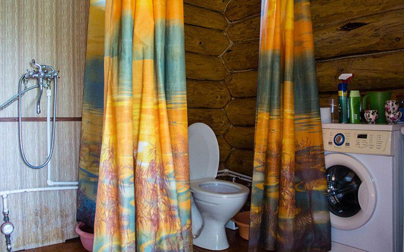 Другая жизнь Дмитровск - туалет и душ