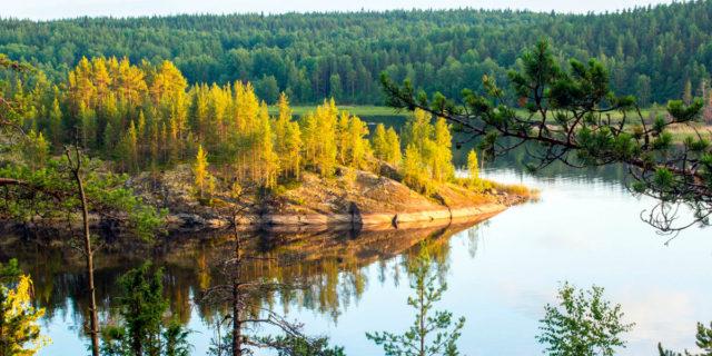 Как выбрать хорошее место для отдыха в Карелии