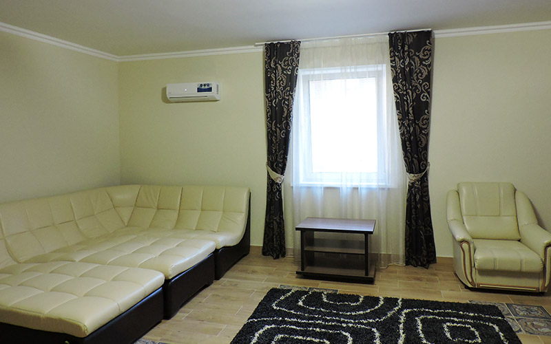 Коттедж посуточно Стандарт Плюс в Брянской области в пансионате Зеленый Бор