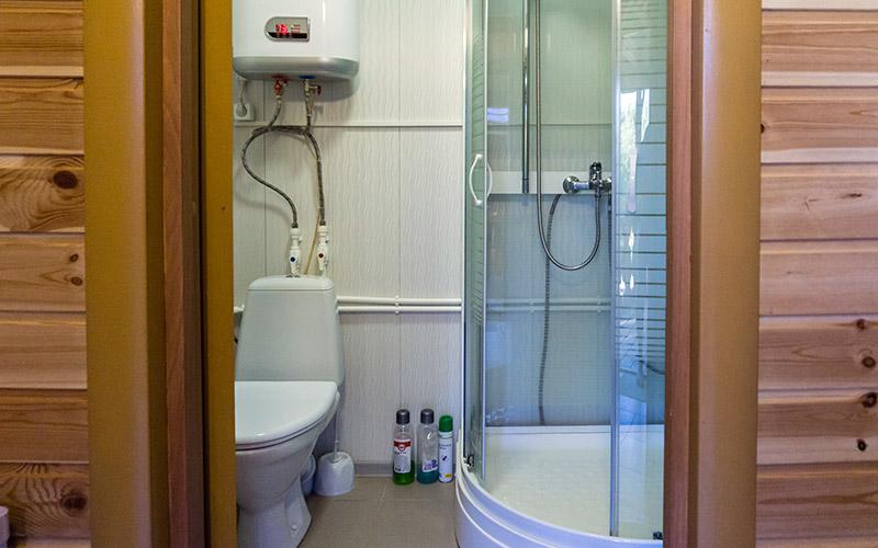 Санузел туалет