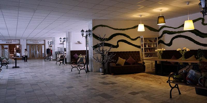 Холл в Андре Мценск