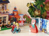 Сценарий домашнего новогоднего квеста Сказочный Городок