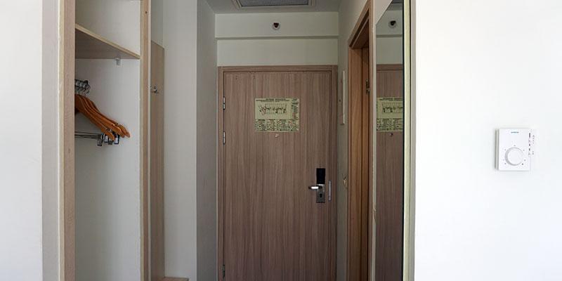 Индивидуальный кондиционер в номере Сочи Парк Отеля