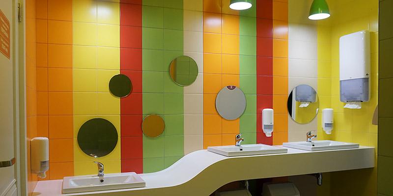 Туалет в Стране Медведии