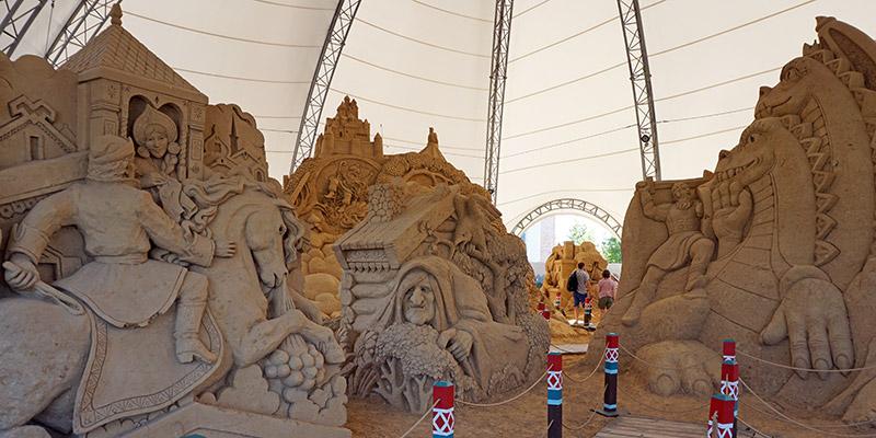 Мега-песочница