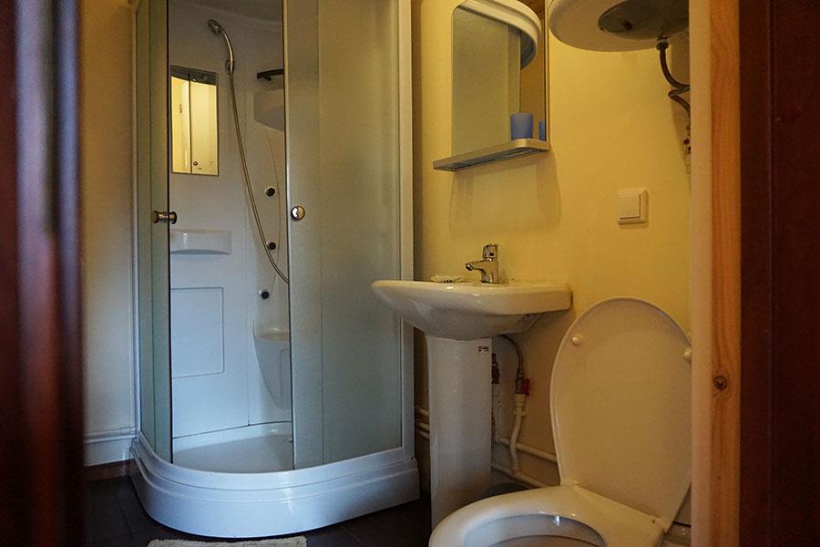 Туалет санузел