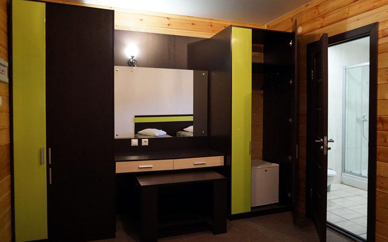Условия проживания в отеле Донской лес