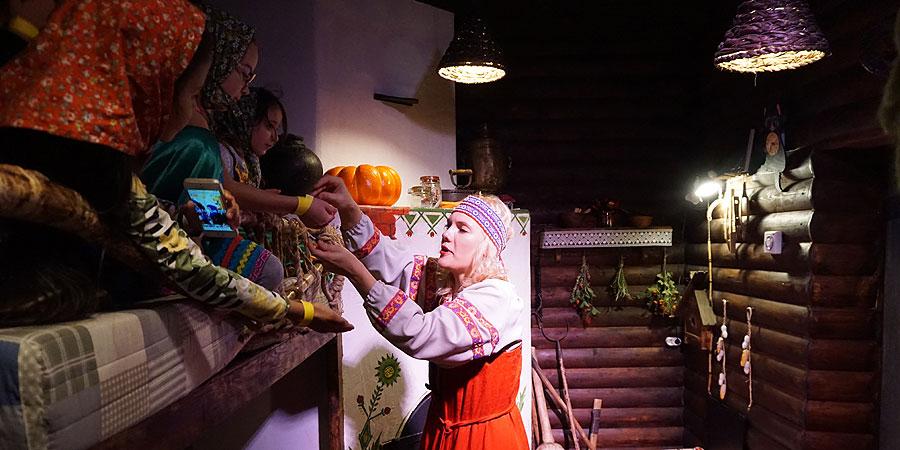 Спектакль в театре Сказкин дом