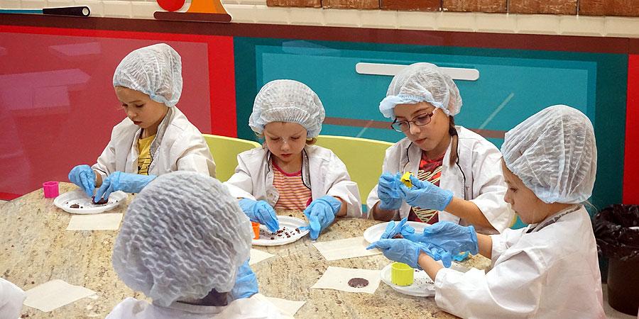 Профессия пекаря кондитера