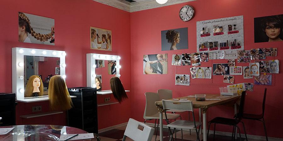 Профессия визажиста в салоне красоты