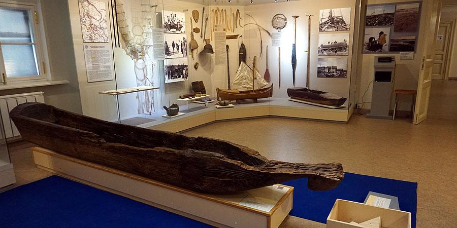 История и культура Карелии краеведческом музее Петрозаводска
