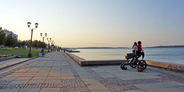 Один день в Петрозаводске