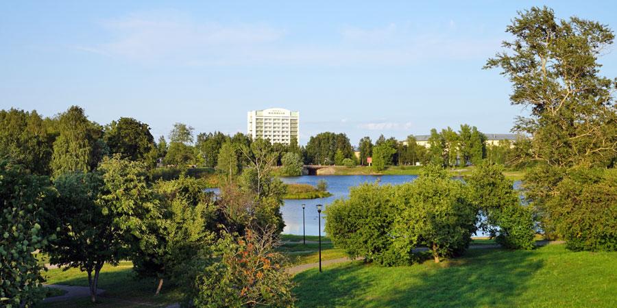 Зарецкий парк