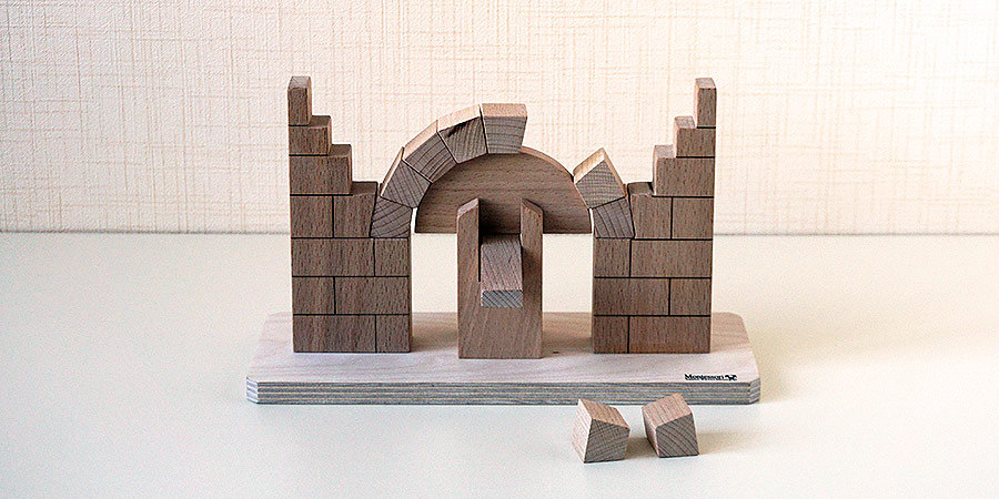 Строим циркулярную арку