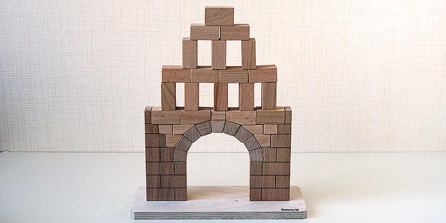 Разные варианты римской арки