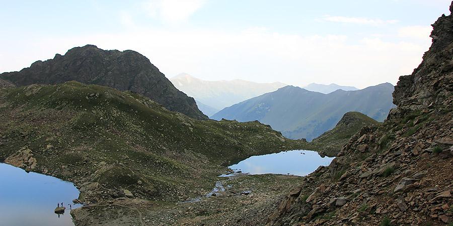 Софийские озера Архыз