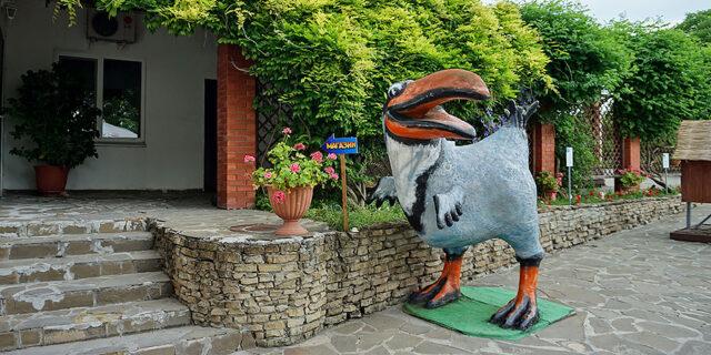 Парк живой природы ДоДо Анапа Новороссийск