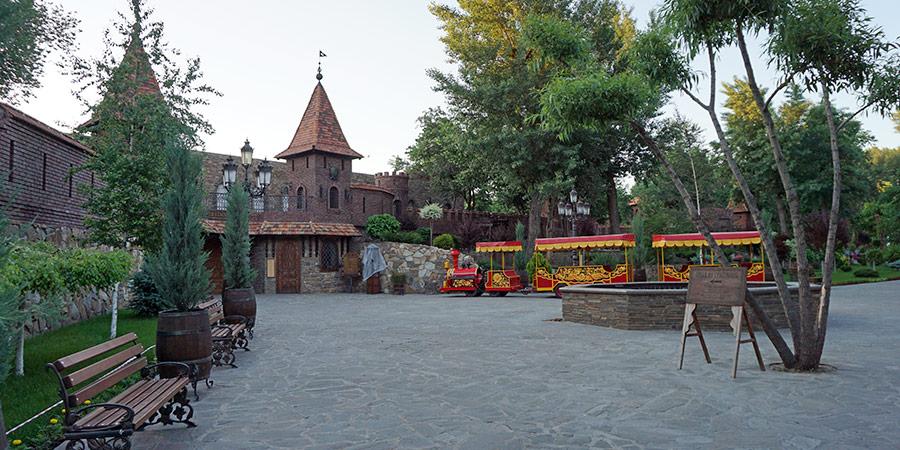 Парк Лога Каменск Шахтинский трасса М4 Ростов
