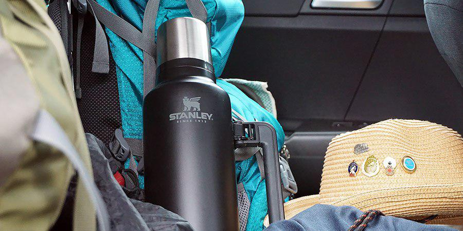 Термос для кемпинга походов и автомобильных путешествий