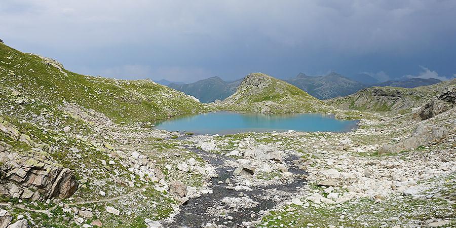 Малое Софийское озеро