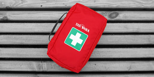 Походная аптечка Tatonka First Aid Kit L (Large)