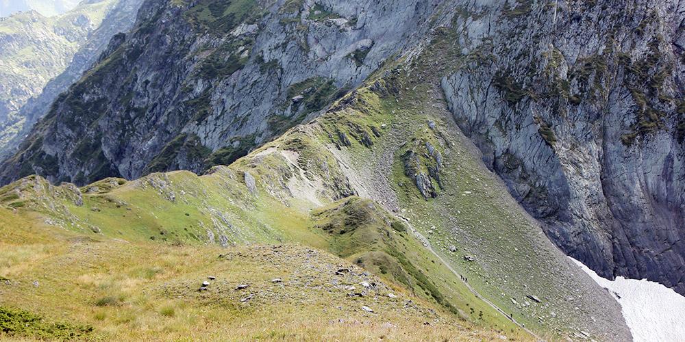 Перевал Софийское седло