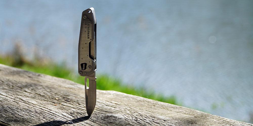 Нож Free T2 из высокоуглеродистой стали 420HC