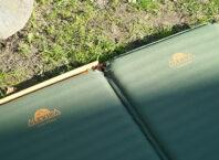 Самонадувающийся коврик Alexika Alpine Double