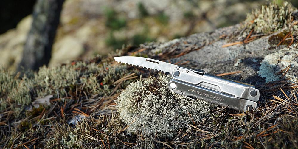 Ножовка мультитула Leatherman Rebar