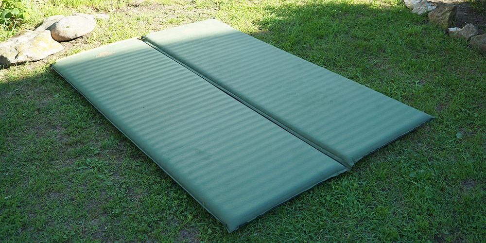 Огромный размер ковриков Alexika Alpine Double
