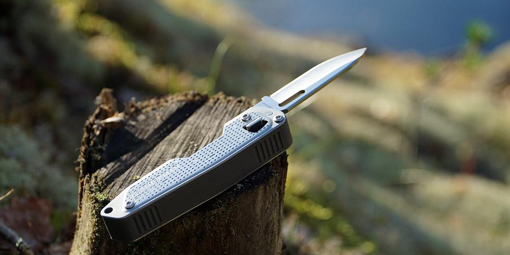 Складной нож Leatherman Free T2